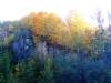 Údolí potoka Debrný, bývalý lom